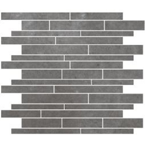 PARADIGM GREY STRIP MOSAIC MATT 300X300