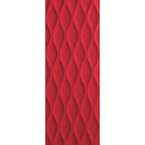 GENESIS FLOAT RED MATT 450X1200