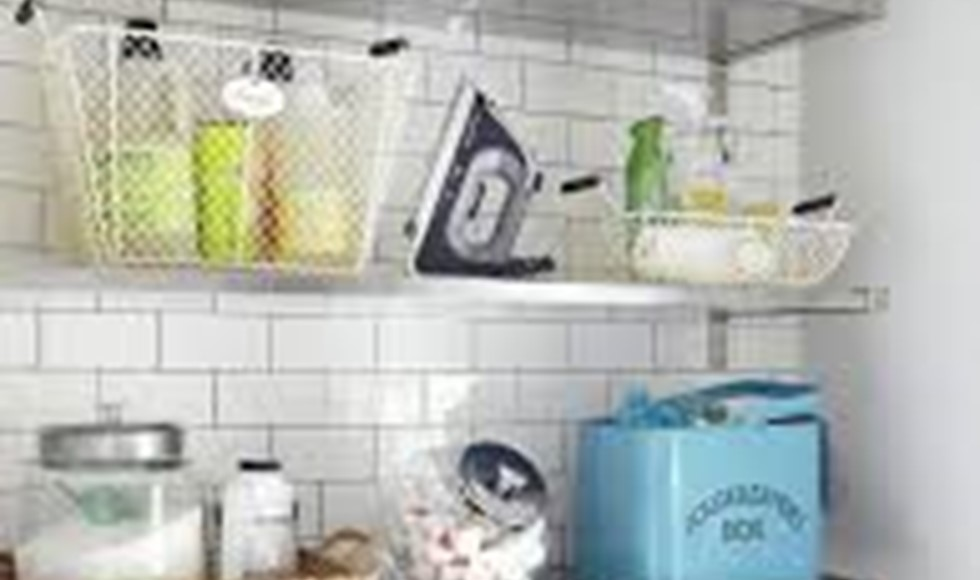 7 Ideas for your Laundry Makeover!