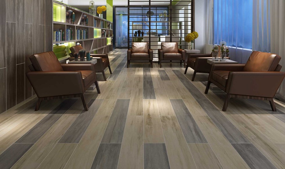 Timber-look tiles – in vogue and versatile