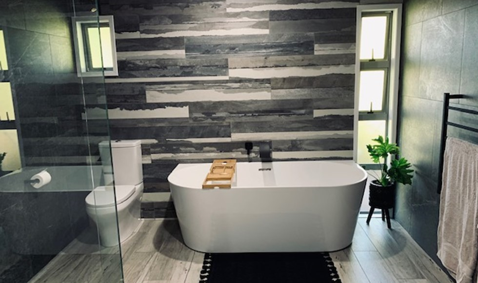 Bathroom Renovation with an Eye for Design