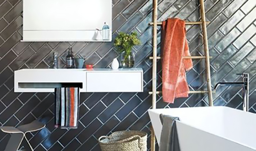 Spicing up Subway Wall Tile Design