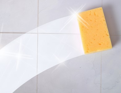What is the best way to Clean Bathroom & Shower tiles?