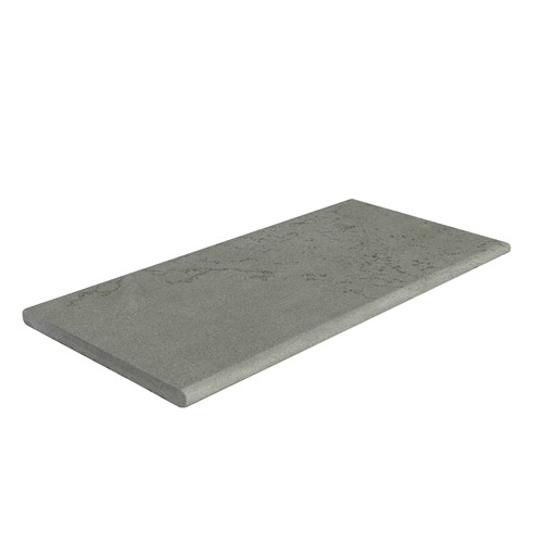 BLUESTONE GREY BULLNOSE GRIP 300X600