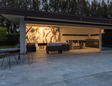 Connect your Outdoors with Tiles
