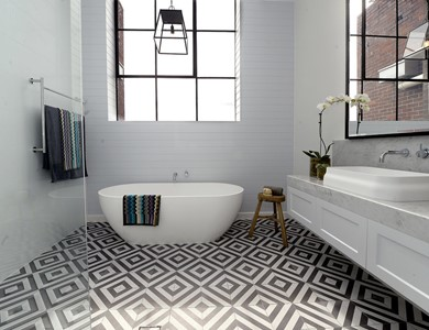 Bathrooms! 8 ideas to boost your space...