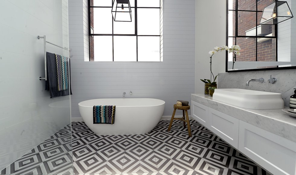 Get the look @ TILE WAREHOUSE