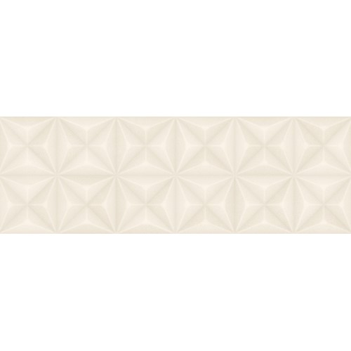 SENSORIAL DIAMOND OFF WHITE MATT 333X1000