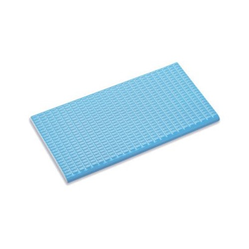 SERAPOOL LIGHT BLUE ROUNDED SIDE GRIP 125X250